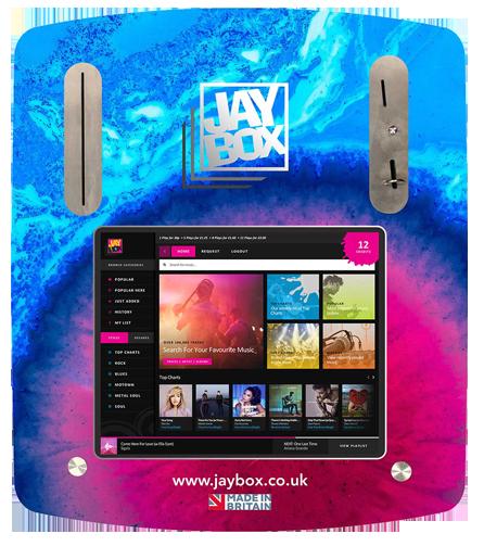 Customised facias - make your Jaybox unique